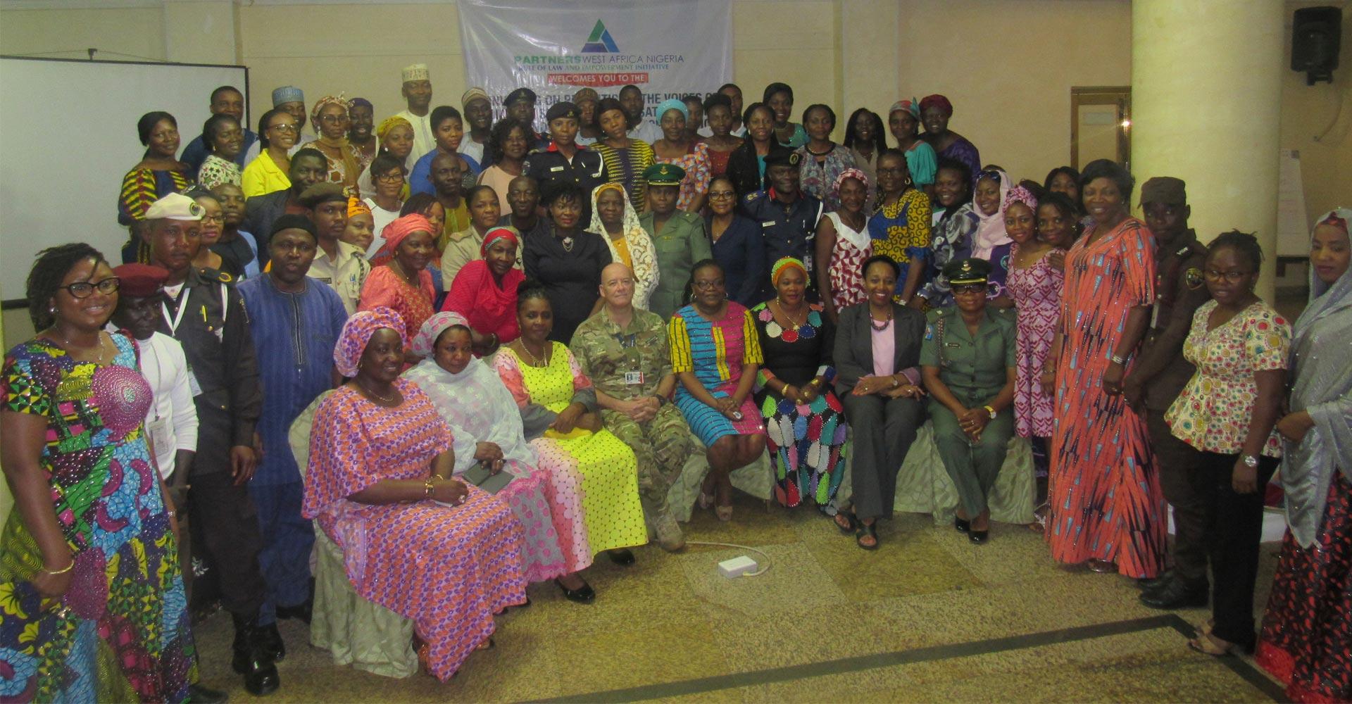 ATELIER SUR LA PRIORISATION DES VOIX DES FEMMES EN SÉCURITÉ AU MOYEN DU PLAN D'ACTION NATIONAL DE LA DEUXIÈME GÉNÉRATION (2017-2020)