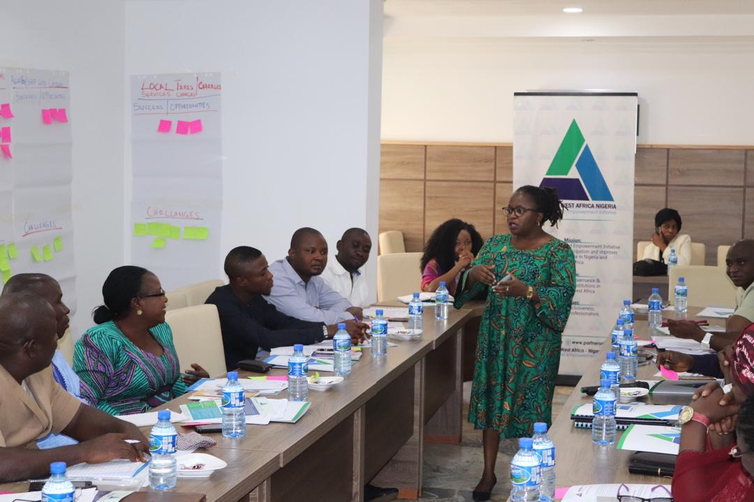 ACCESSNG: ACCOUNTABILITY IN LOCAL GOVERNANCE