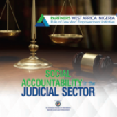 SOCIAL ACCOUNTABILITY IN THE JUDICIAL SECTOR- 2016/ 2017